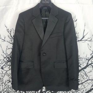Brooks Brothers| Fleece Black Children's Jacket 12